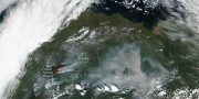 Arctic Wildfires May Add to Global Warming