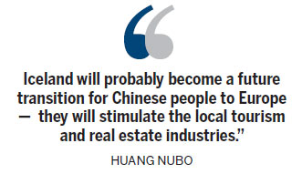 Written statement by Chinese tycoon Huang Nubo