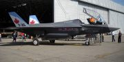 Canada's New F-35 Stealth Fighter Lacks Ability to Communicate in the Arctic