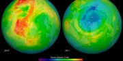NASA Discovers Significant Ozone Hole Over The Arctic