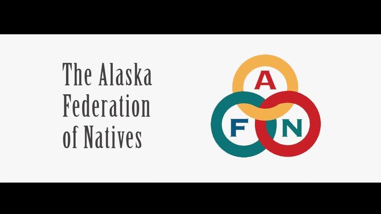Logo of the Alaska Federation of Natives