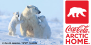 "Coca-Cola and World Wildlife Fund Launch ""Arctic Home"" Campaign for Polar Bear Protection"