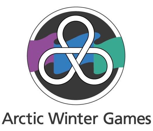 Logo of the Arctic Winter Games