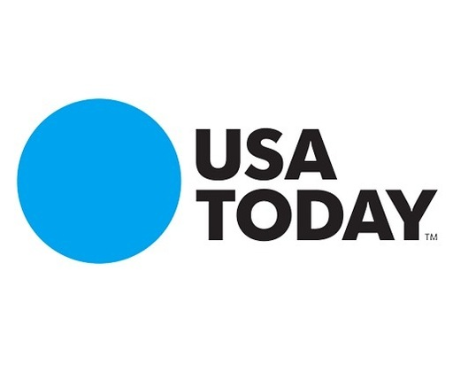 Logo of USA Today