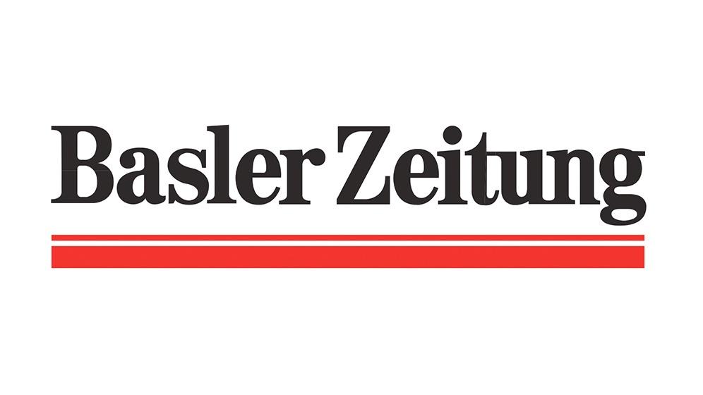 Logo of Basler Zeitung