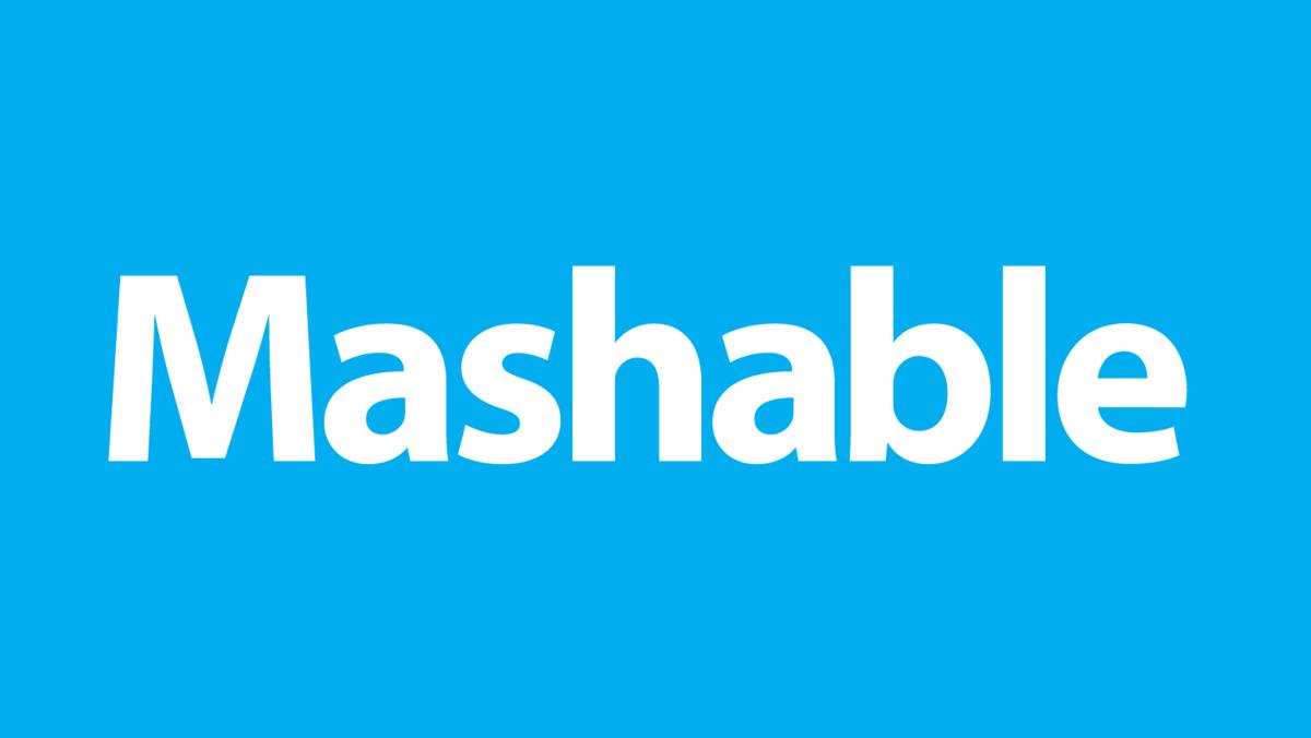 Logo of Mashable