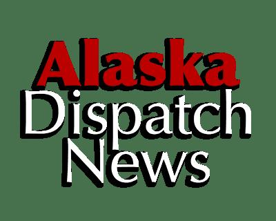 Logo of Alaska Dispatch News