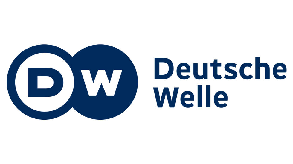 Logo of Deutsche Welle