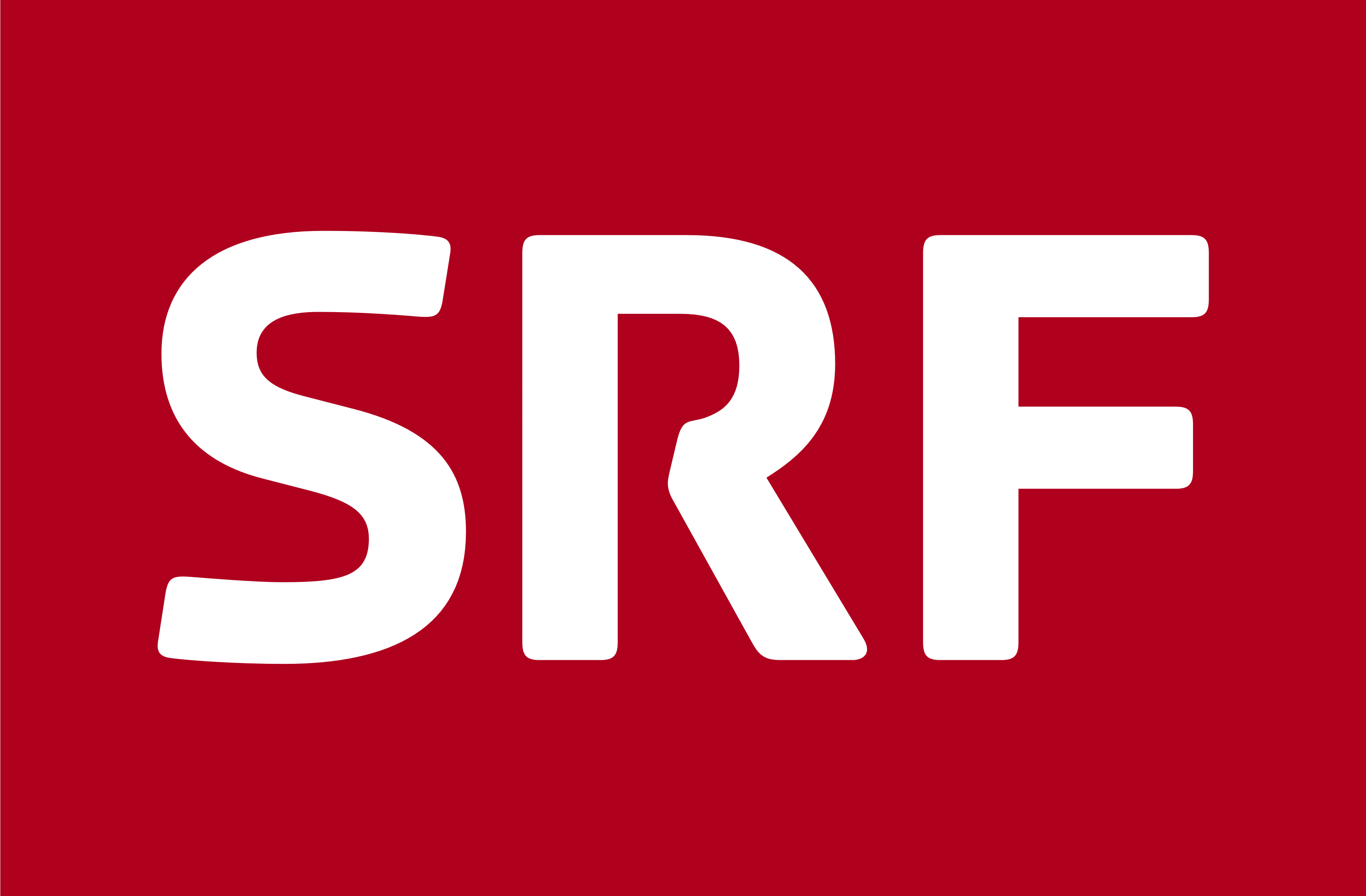 Logo of SRF