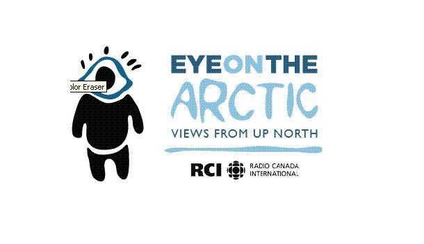 Logo of Eye on the Arctic