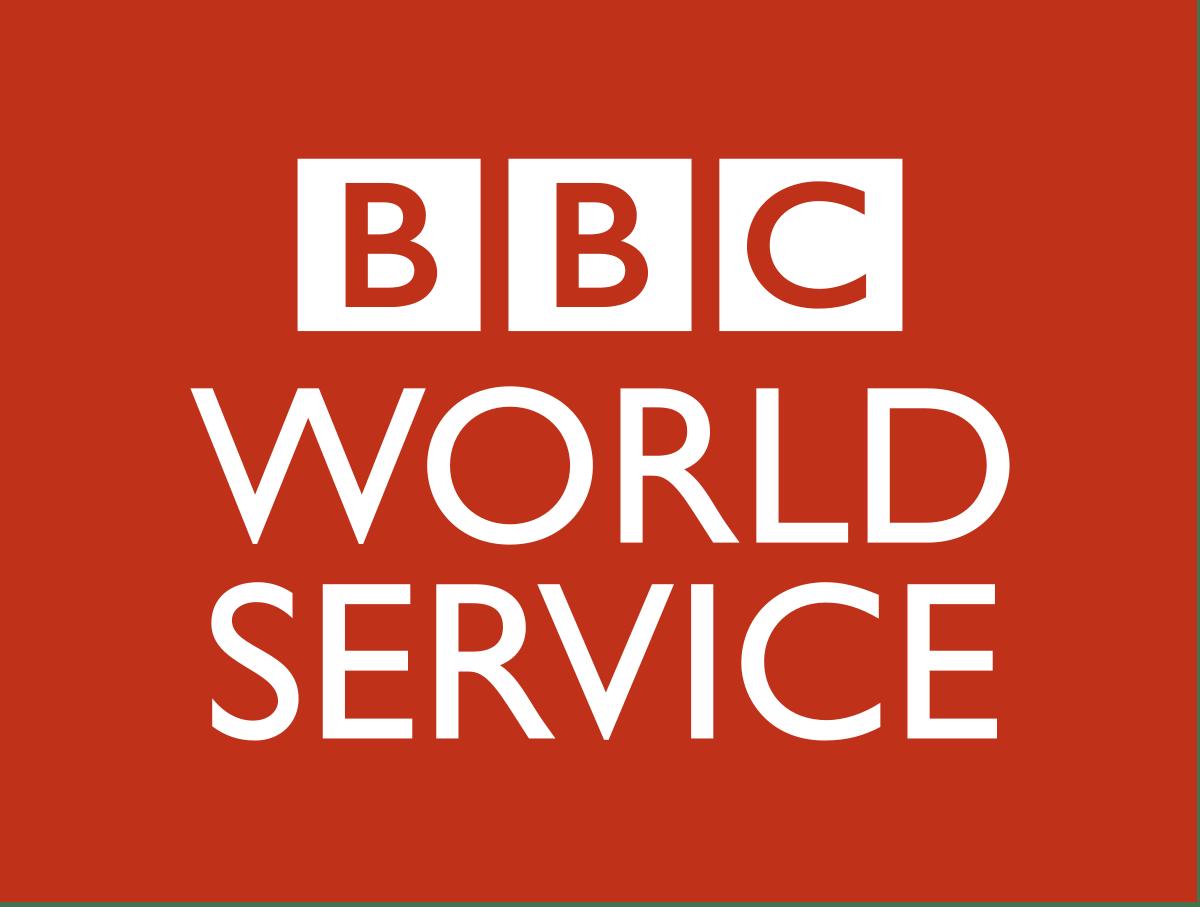 Logo of BBC World Service