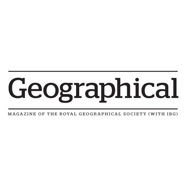 Logo of Geographical Magazine