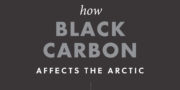 How Black Carbon Affects the Arctic – Infographic