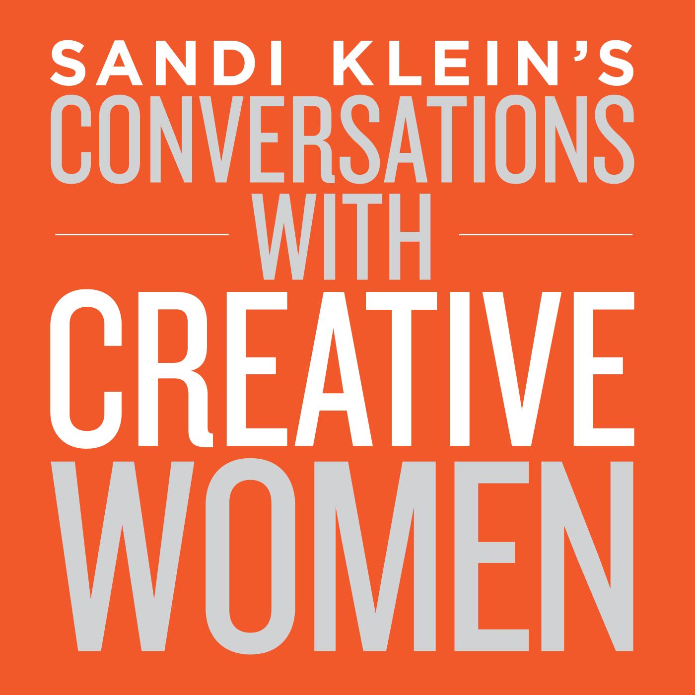 Logo of Sandi Klein's Conversation with Creative Women