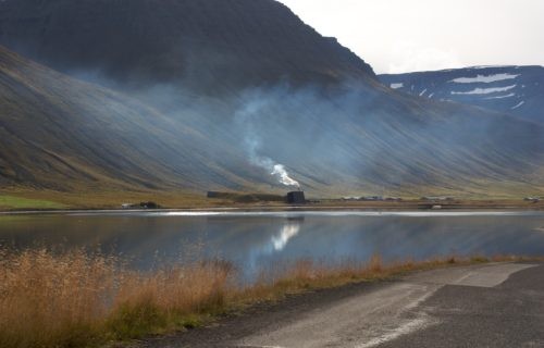 The problems won't go away: Persistent Organic Pollutants (POPs) in the Arctic
