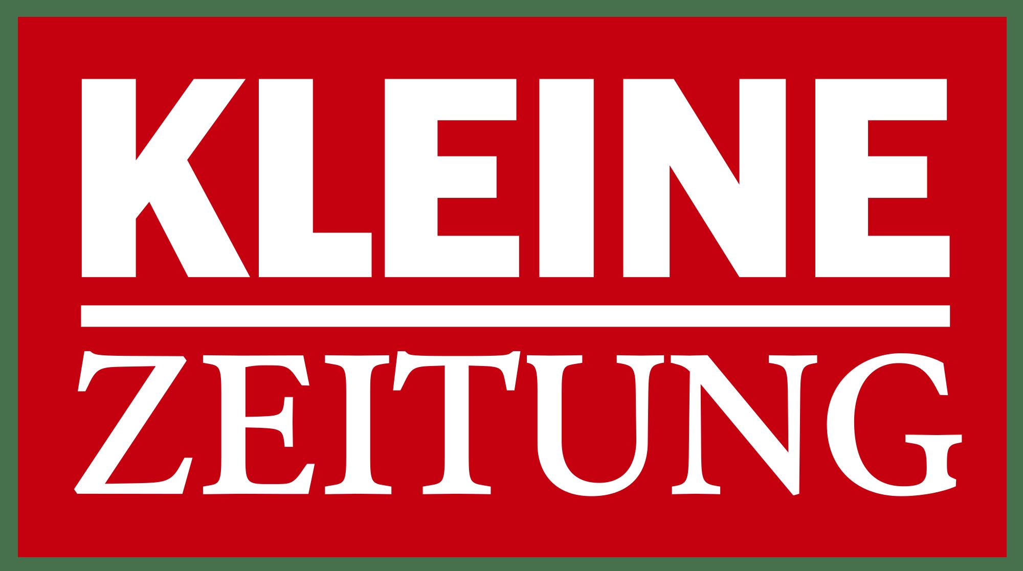 Logo of Kleine Zeitung