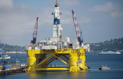 Spanish: «Carrera de tortugas por los recursos energéticos del Ártico»