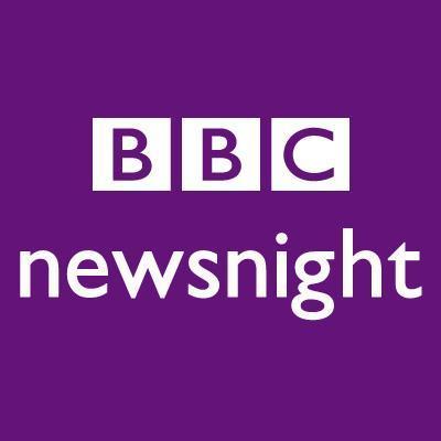 Logo of BBC Newsnight
