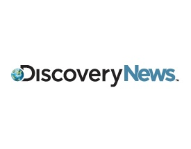 Logo of Discovery News