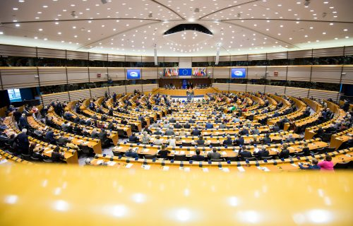 The European Parliament heading towards icy Arctic waters – again