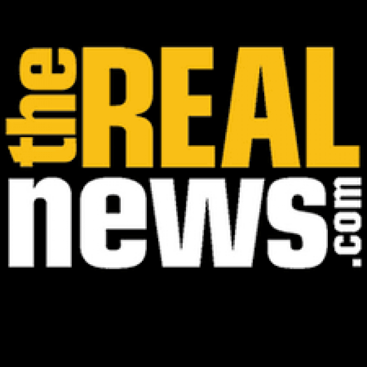 Logo of Real News Network