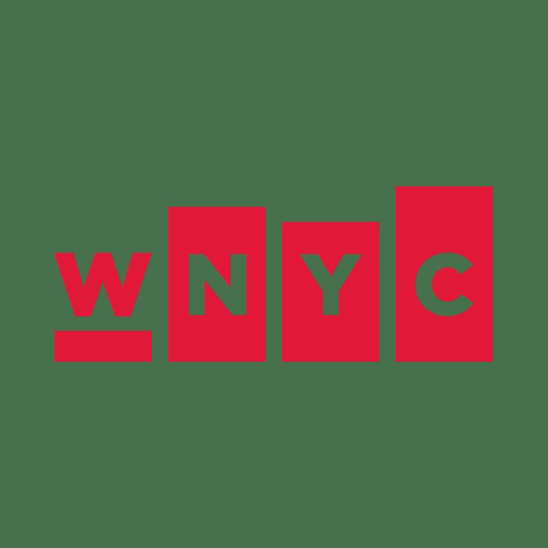 Logo of WNYC