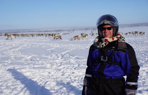 Arctic Diplomacy – Daily engagement in support of our Shared North