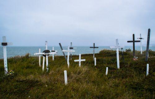 When the Sea Wall Breaks: Climate Change in Teller, Alaska