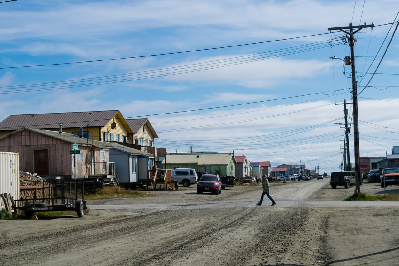 A Delicate Balance of Commerce and Climate Change in Nome ...