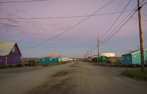 Fighting the Rising Tide in Shaktoolik, Alaska