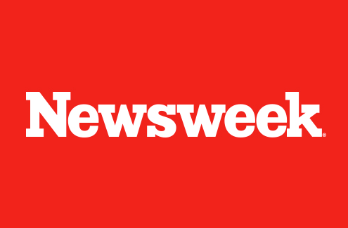 Logo of Newsweek