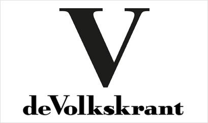 Logo of De Volkskrant