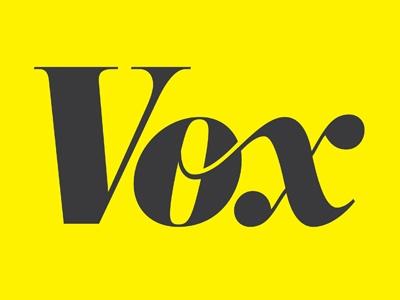 Logo of Vox