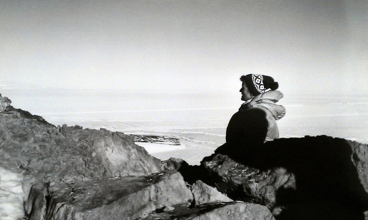 Women in Polar Research: A Brief...