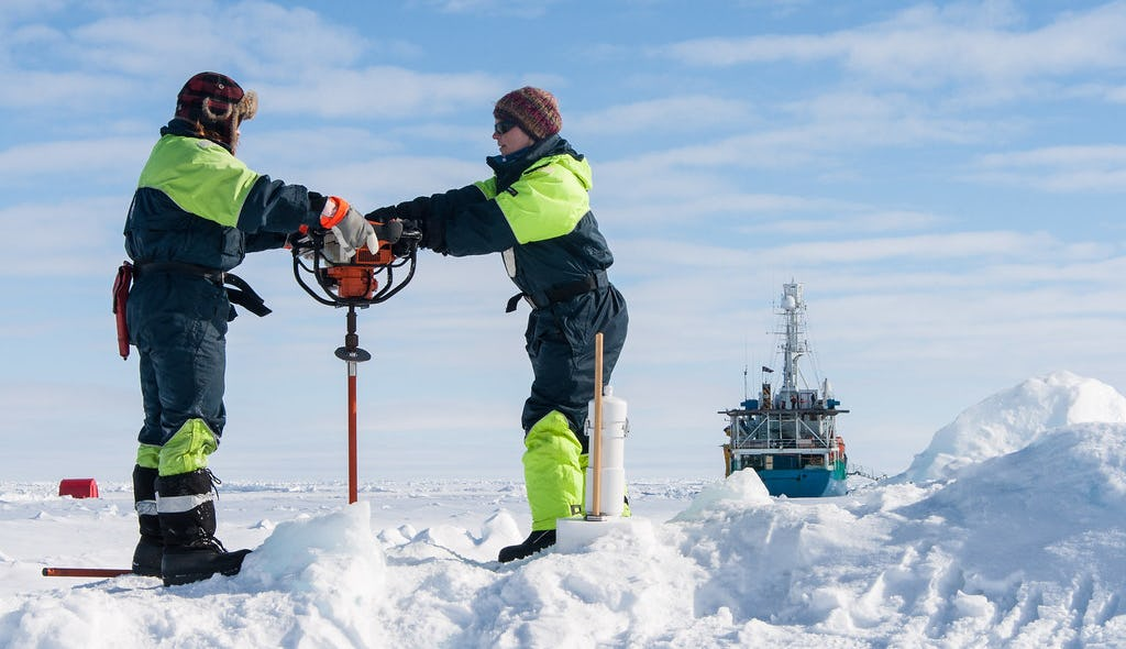 The Reach of Arctic Research -...